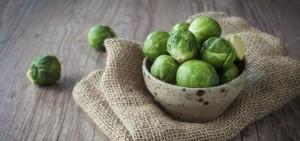 Eat vegetables for gut health.