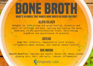 Choose bones that are high quality when making bone broth.