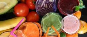 Vegetable smoothies